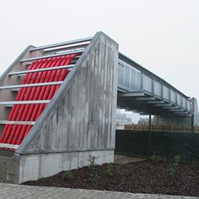 Finnieston Cable Bridge/Substation