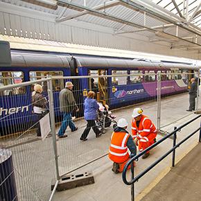 Bolton Station Improvements