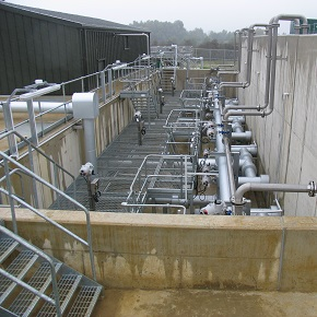 Roydon Water Treatment Works