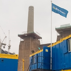 Battersea Power Station – Foul Water Connection