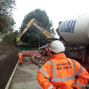 Marlow Flood Alleviation Scheme
